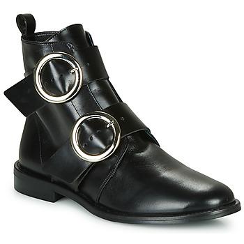 Παπούτσια Γυναίκα Μπότες Jonak DIAFO Black
