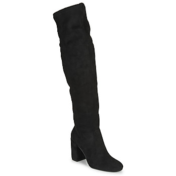Παπούτσια Γυναίκα Ψηλές μπότες Jonak MILO Black