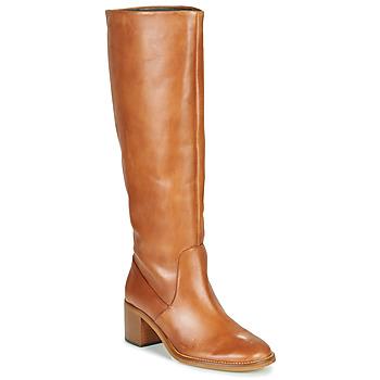 Παπούτσια Γυναίκα Μπότες για την πόλη Jonak MAMELI Camel