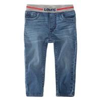 Υφασμάτινα Αγόρι Skinny jeans Levi's PULL-ON SKINNY JEAN River / Run