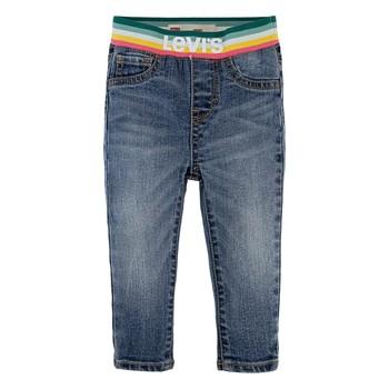 Υφασμάτινα Κορίτσι Skinny jeans Levi's PULLON RAINBOW SKINNY JEAN Napoleon