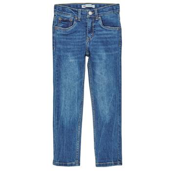 Υφασμάτινα Αγόρι Skinny jeans Levi's 510 SKINNY FIT COZY JEAN Aerosmith