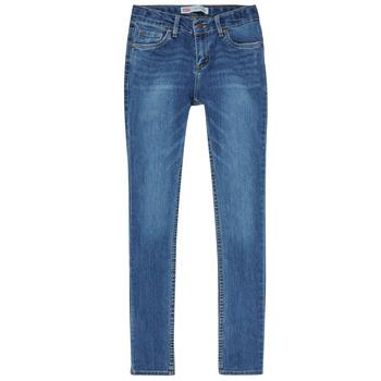 Υφασμάτινα Αγόρι Skinny jeans Levi's SKINNY TAPER JEANS Por / Vida