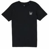 Υφασμάτινα Αγόρι T-shirt με κοντά μανίκια Jack & Jones JJAARHUS TEE Black