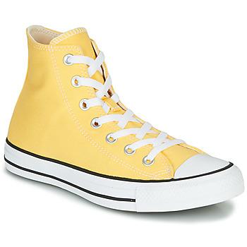Παπούτσια Γυναίκα Ψηλά Sneakers Converse CHUCK TAYLOR ALL STAR - SEASONAL COLOR Yellow