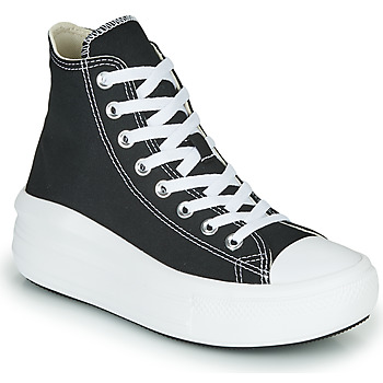 Παπούτσια Γυναίκα Ψηλά Sneakers Converse Chuck Taylor All Star Move Canvas Color Hi Black