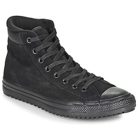 Παπούτσια Άνδρας Ψηλά Sneakers Converse CHUCK TAYLOR ALL STAR PC BOOT Black / Black