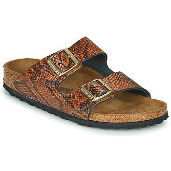 Παπούτσια Γυναίκα Τσόκαρα Birkenstock ARIZONA Brown