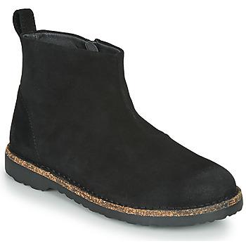Παπούτσια Γυναίκα Μπότες Birkenstock MELROSE Black