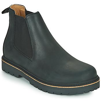 Παπούτσια Γυναίκα Μπότες Birkenstock STALON Black