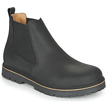 Παπούτσια Άνδρας Μπότες Birkenstock STALON Black