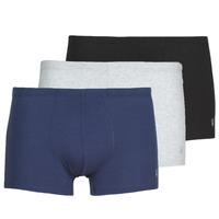 Εσώρουχα Άνδρας Boxer Mariner PACK COTON BIO Black / Marine / Grey