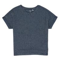 Υφασμάτινα Κορίτσι T-shirt με κοντά μανίκια Name it NKFKYRRA Marine