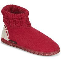 Παπούτσια Γυναίκα Παντόφλες Giesswein FREIBURG Red