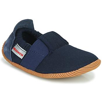 Παπούτσια Παιδί Παντόφλες Giesswein SOLL Marine