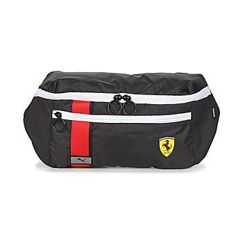 Τσάντες Άνδρας Μπανάνα Puma Ferrari Race Waist Bag Black / Red / Yellow