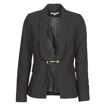 Υφασμάτινα Γυναίκα Σακάκι / Blazers Morgan VETINI Black