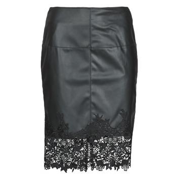Υφασμάτινα Γυναίκα Φούστες Morgan JAMIL Black
