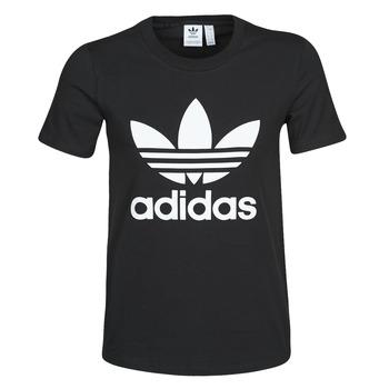 T-shirt με κοντά μανίκια adidas TREFOIL TEE Σύνθεση: Βαμβάκι,Spandex