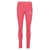 Υφασμάτινα Γυναίκα Κολάν adidas Originals 3 STR TIGHT Ροζ