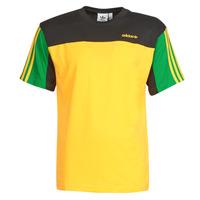 Υφασμάτινα Άνδρας T-shirt με κοντά μανίκια adidas Originals CLASSICS SS TEE Dore / Actif
