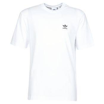 Υφασμάτινα Άνδρας T-shirt με κοντά μανίκια adidas Originals B+F TREFOIL TEE Άσπρο