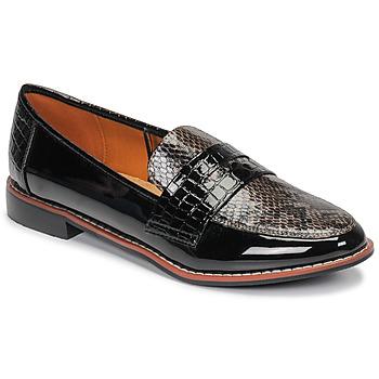 Παπούτσια Γυναίκα Μοκασσίνια Moony Mood NOULIE Black