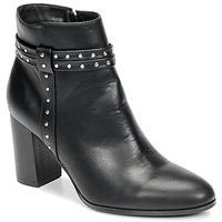 Παπούτσια Γυναίκα Μποτίνια Moony Mood NINOU Black
