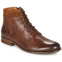 Παπούτσια Άνδρας Μπότες Kost HOWARD 35 Cognac
