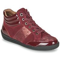 Παπούτσια Γυναίκα Ψηλά Sneakers Damart 57079 Bordeaux