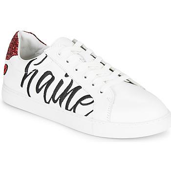Xαμηλά Sneakers Bons baisers de Paname SIMONE AMOUR/HAINE ΣΤΕΛΕΧΟΣ: Δέρμα & ΕΠΕΝΔΥΣΗ: Δέρμα & ΕΣ. ΣΟΛΑ: Δέρμα & ΕΞ. ΣΟΛΑ: Συνθετικό