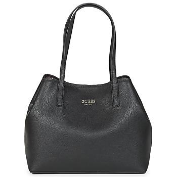 Τσάντες Γυναίκα Cabas / Sac shopping Guess VIKKY TOTE Black