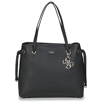 Τσάντες Γυναίκα Cabas / Sac shopping Guess DIGITAL SHOPPER Black