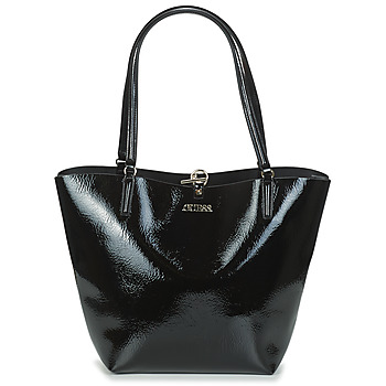 Τσάντες Γυναίκα Cabas / Sac shopping Guess ALBY TOGGLE TOTE Black