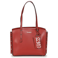 Τσάντες Γυναίκα Cabas / Sac shopping Guess TIA GIRLFRIEND CARRYALL Red