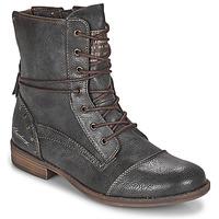 Παπούτσια Γυναίκα Μπότες Mustang 1157508 Grey