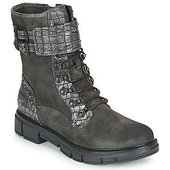 Παπούτσια Γυναίκα Μπότες Mustang 1333507 Grey