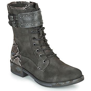 Παπούτσια Γυναίκα Μπότες Mustang 1332506 Grey