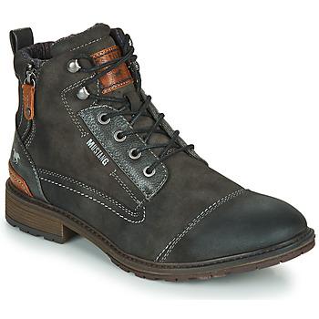 Παπούτσια Άνδρας Μπότες Mustang 4140504 Grey