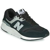 Παπούτσια Άνδρας Χαμηλά Sneakers New Balance 997 Μαυρο / Ασημι