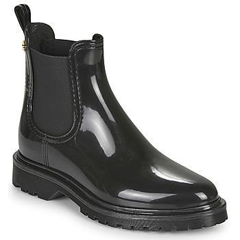 Παπούτσια Γυναίκα Μπότες βροχής Lemon Jelly BLOCK Black