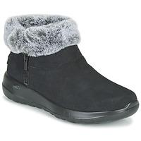 Παπούτσια Γυναίκα Μπότες Skechers ON-THE-GO JOY Μαυρο