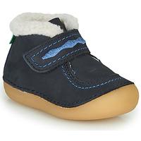 Παπούτσια Κορίτσι Μπότες Kickers SOETNIC Marine
