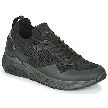 Παπούτσια Άνδρας Χαμηλά Sneakers IgI&CO UOMO SETUP GTX Black