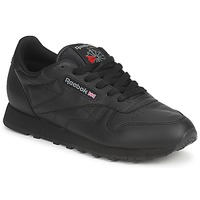 Παπούτσια Χαμηλά Sneakers Reebok Classic CLASSIC LEATHER Black
