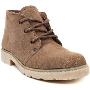 Παπούτσια Μπότες Segarra 55378 BEIGE
