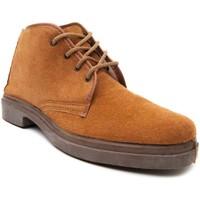 Παπούτσια Μπότες Huron 55380 CAMEL