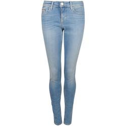 Υφασμάτινα Γυναίκα Skinny jeans Calvin Klein Jeans  Μπλέ