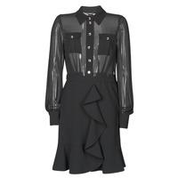 Υφασμάτινα Γυναίκα Κοντά Φορέματα Marciano CAROL SHORT DRESS Black