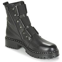 Παπούτσια Γυναίκα Μπότες Philippe Morvan HARMY V1 ROMA NOIR Black